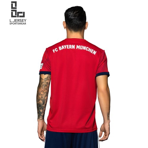 Bayern München Men Home Season 18/19 CLIMACHILL Player Jersey