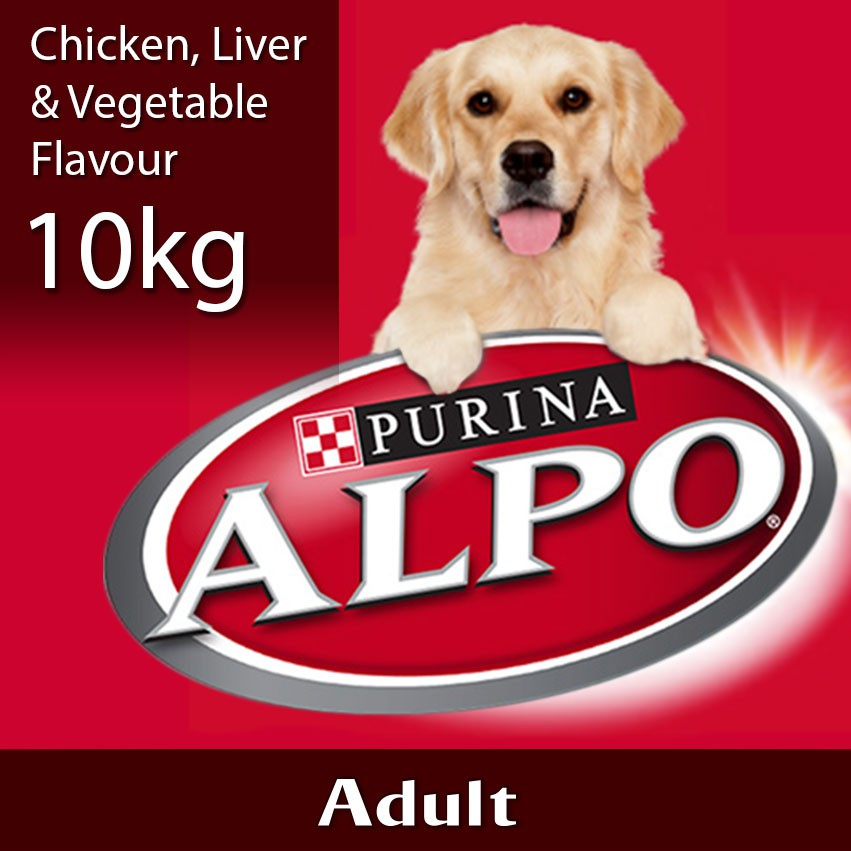 ALPO® Dry Adult Dog Food Pack (1 Pack of 3kg) [2 Flavors To Choose] | Shopee Malaysia