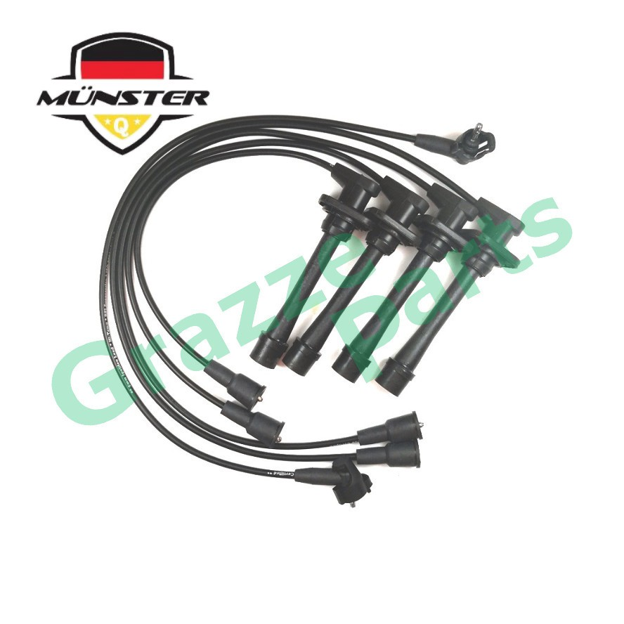 Münster Plug Cable 0021 for Daihatsu Charade Espri 1.6