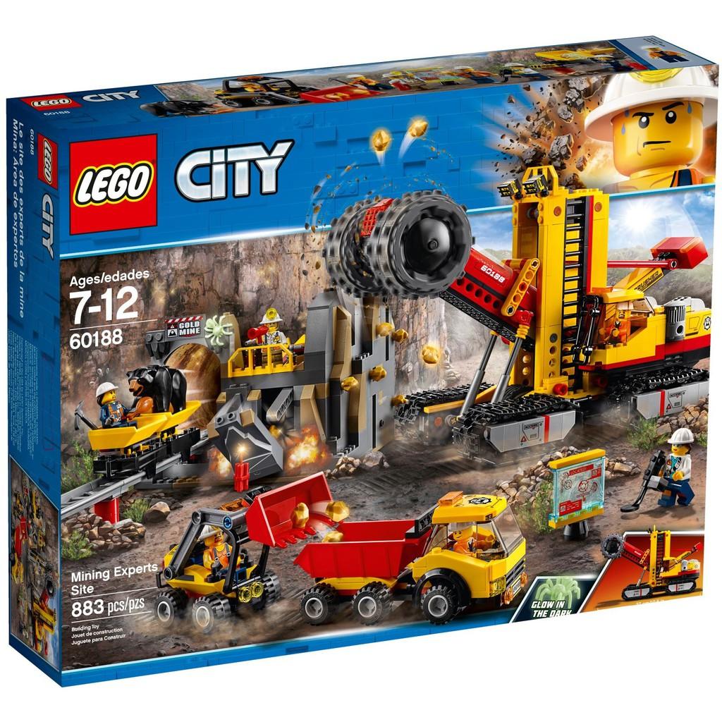 60188 Site Lego City Experts Mining jLSc5RqA43