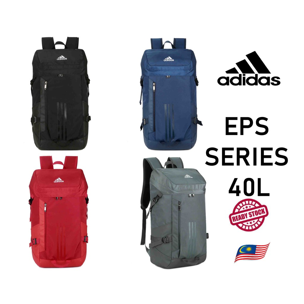 buy online 979ab 62d04  SHING11  ADIDAS EPS SERIES BACKPACK 40L   Shopee Malaysia