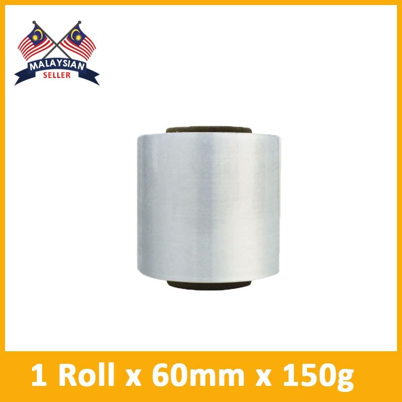 (60mm, 150g) x Baby Roll Mini Stretch Film Transparent