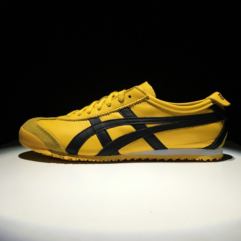 brand new 416a0 15cd5 Asics Onitsuka Tiger Shoes Sneakers Men Women Running Shoes Sport  Shoes-Yellow