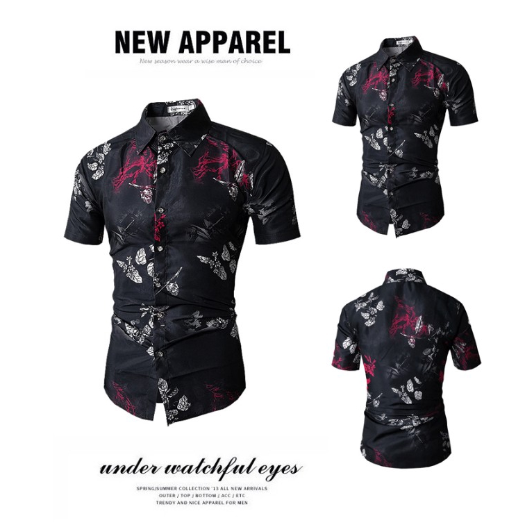 cded4db5d hawaiian shirt - Prices and Promotions - Men's Clothing Feb 2019 | Shopee  Malaysia