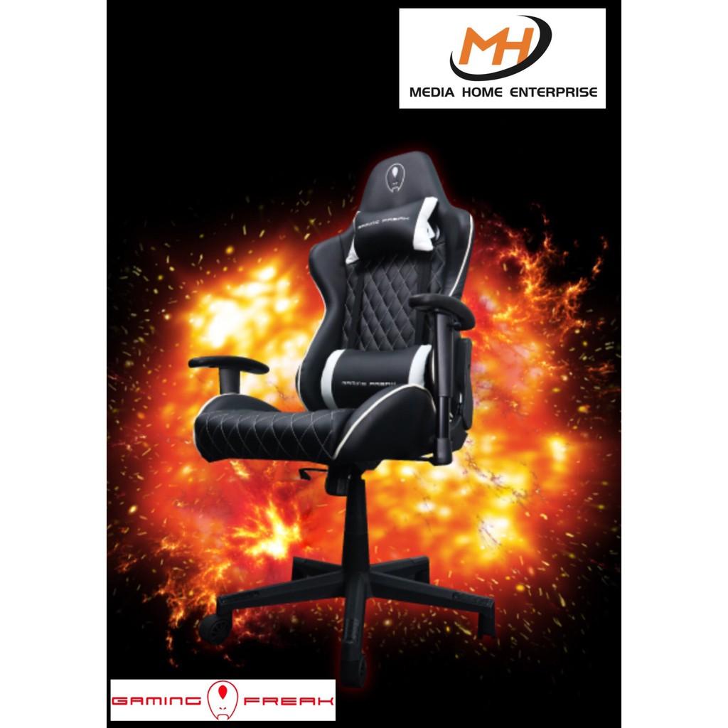 Gaming Freak Gaming Chair Magic Throne White Edition