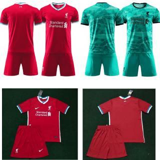 Top quality new 2020 2021 Liverpool Soccer Jersey training uniform football  Uniforms | Shopee Malaysia