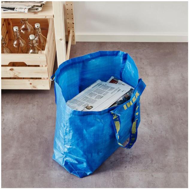 IKEA FRAKTA SHOPPING CARRIER BAG