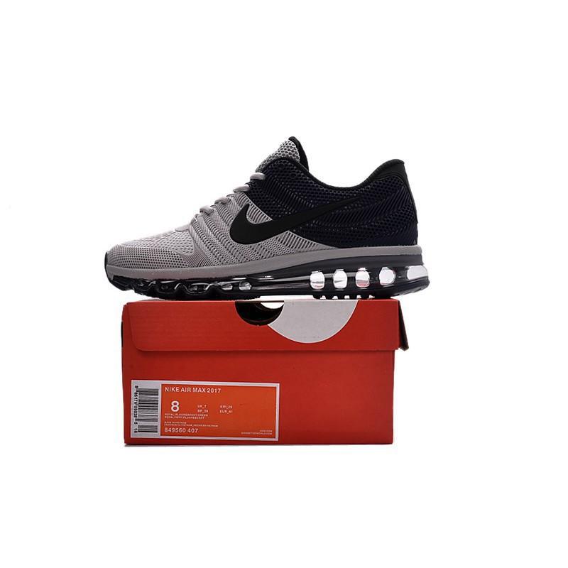 sélection premium 99254 1d3a9 SALE PROMOTION Nike Air Max 2017 Running Shoes Men #21 Size 40-47 Casual sh
