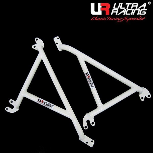ULTRA RACING 3 Points For Mazda RX-7 FC Fender Bars Fender Brace COMES IN PAIR
