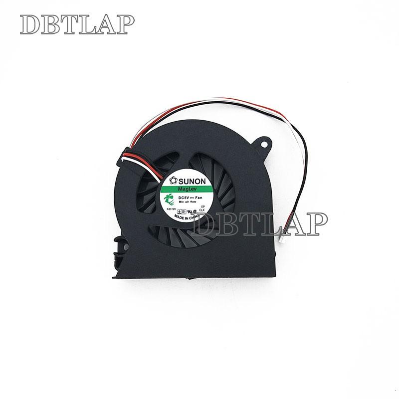 DBTLAP Laptop Fan Compatible for Toshiba Satellite P745-S4320 CPU Fan