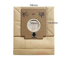 ELECTROLUX VACUUM BAG FOR ZMO1530 (5pcs + micro filter )