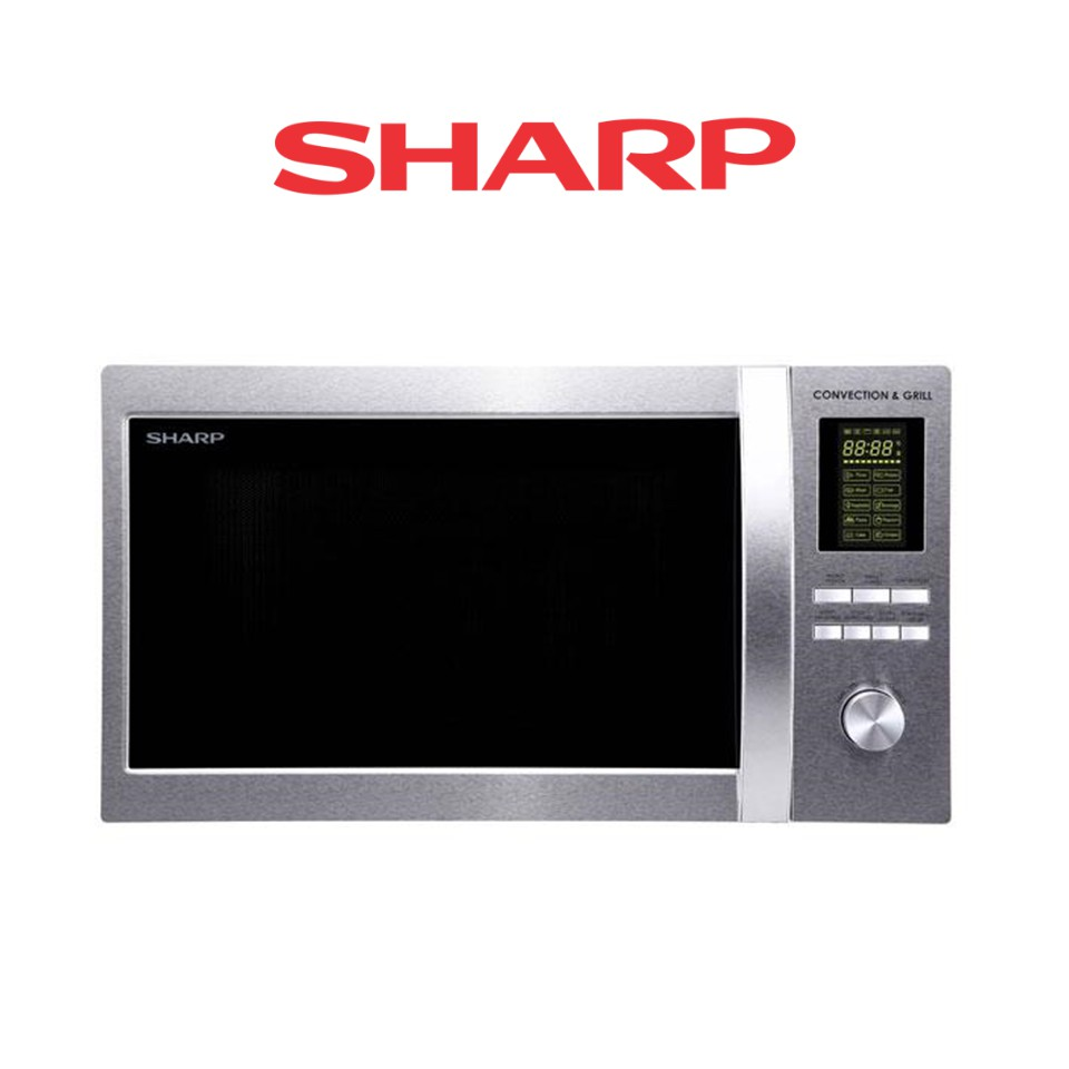 Sharp Microwave Oven (42L) R954AST