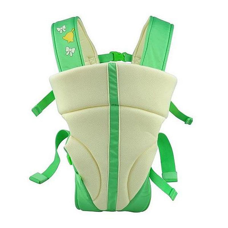 Mylilangelz KA0165 Becute Ergonomic 3-In-1 Baby Carrier (Green) (READY STOCK)