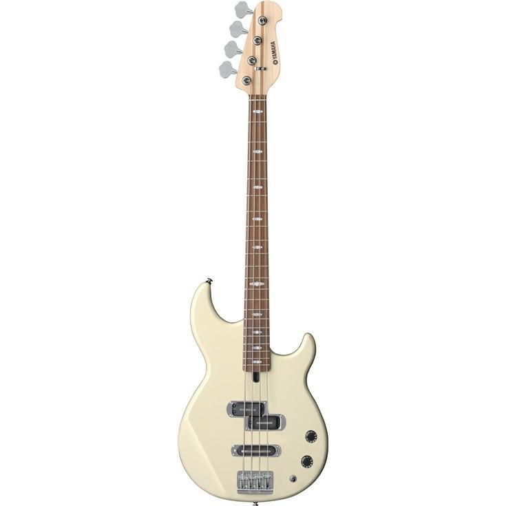 YAMAHA BB1025 5 String Alder 3P SS Pickup Electric Bass Guitar Black (BB 1025)