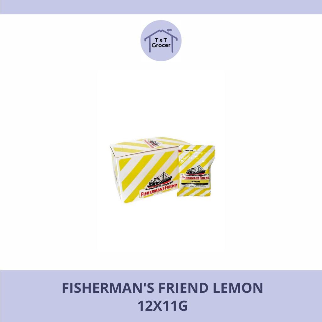 Fisherman's Friend 12x11g (Lemon/ Mint/ Original)