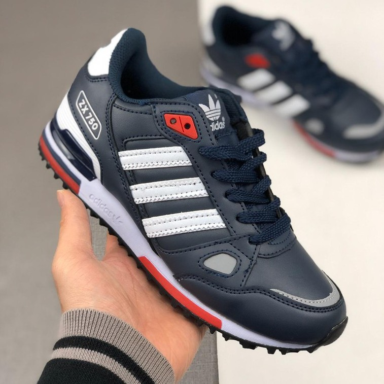 adidas leather shoes men