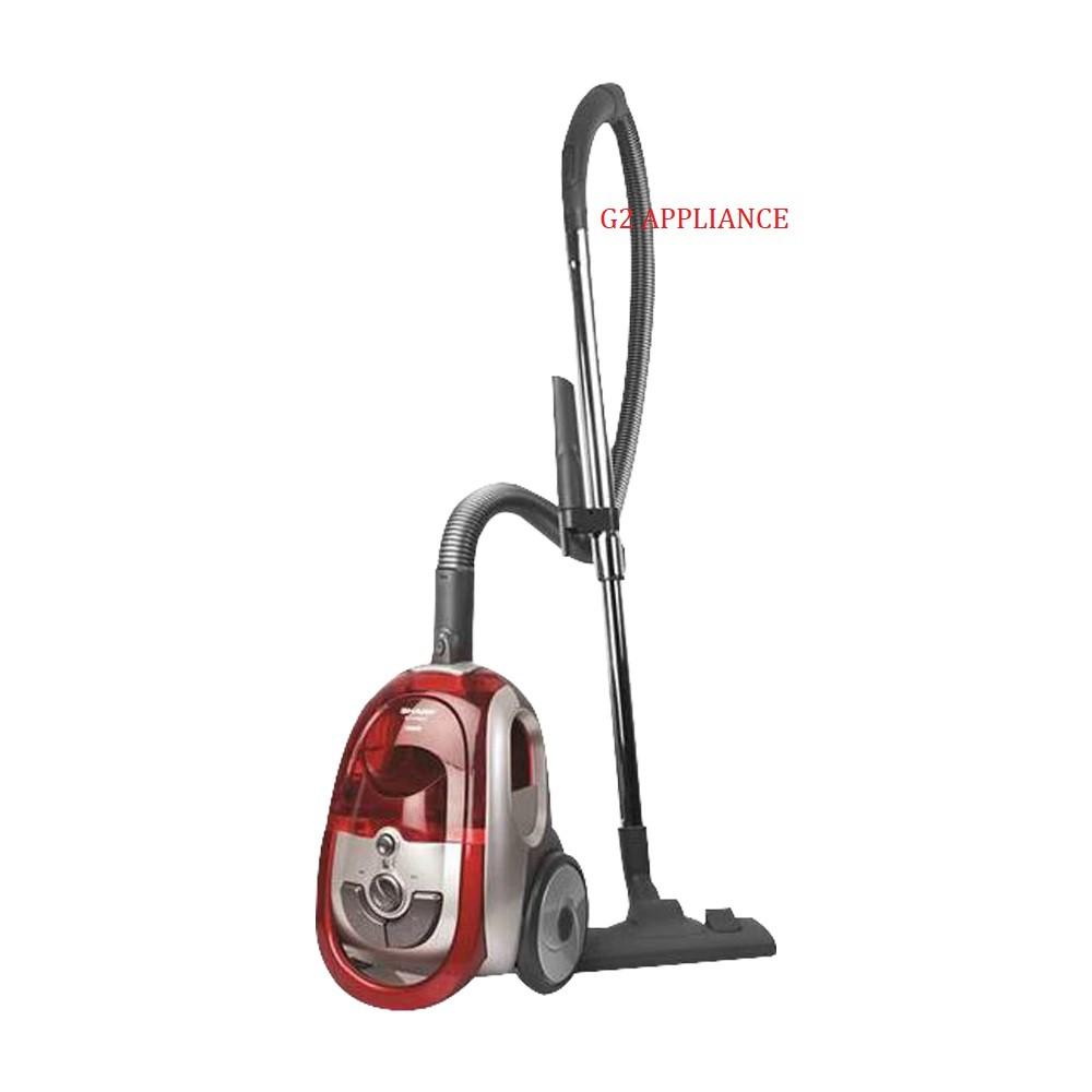 SHARP VACUUM CLEANER 1600W ECN-S16R BAGLESS