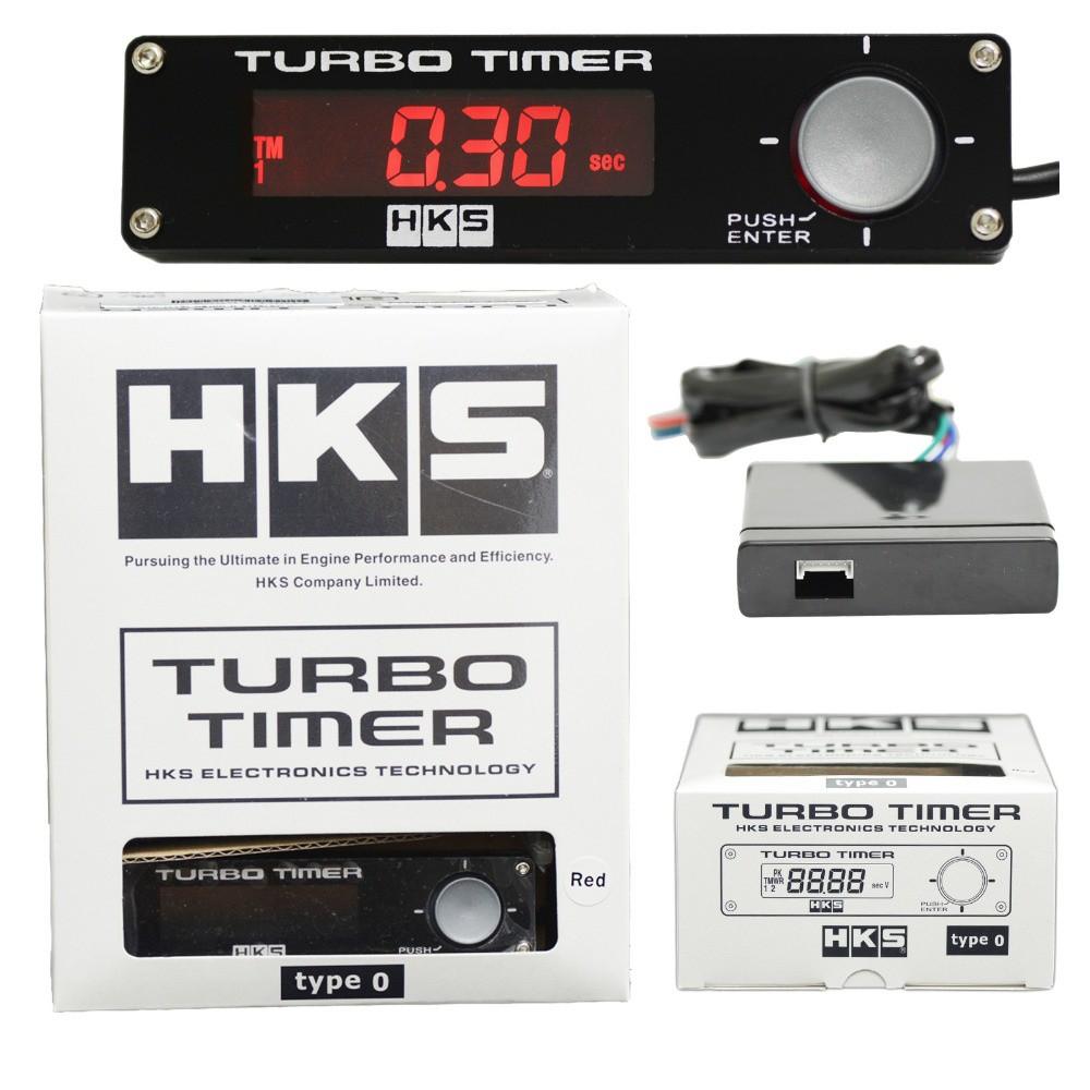 Digital Auto Car HKS Turbo Timer Black Control LED (Type-0), Fast Shipping    Shopee Malaysia