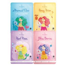 Au Fairy Mask 3\'s [Berries/Honey/Pearl/Seaweed Essence]