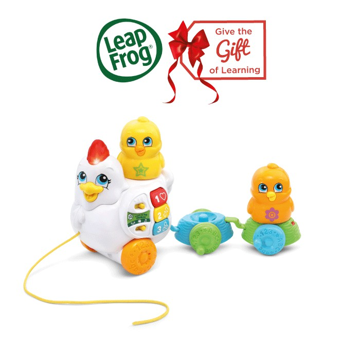 LeapFrog Learn & Roll Chicken
