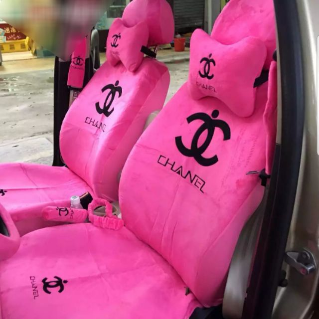 Strange Chanel Car Seat Covers Products Pdpeps Interior Chair Design Pdpepsorg
