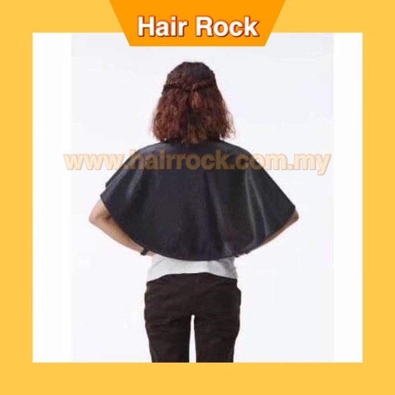 Single Layer Make Up Cape/Haircut Hairdressing Barbers Waterproof Adults/Children Shorty Gown