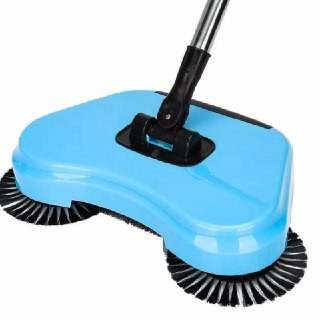 Auto Sweeper Broom Dustpan with Rubbish Bin (Penyapu ajaib)