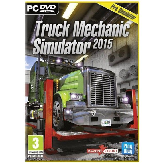 TRUCK MECHANIC SIMULATOR [PC DIGITAL DOWNLOAD]