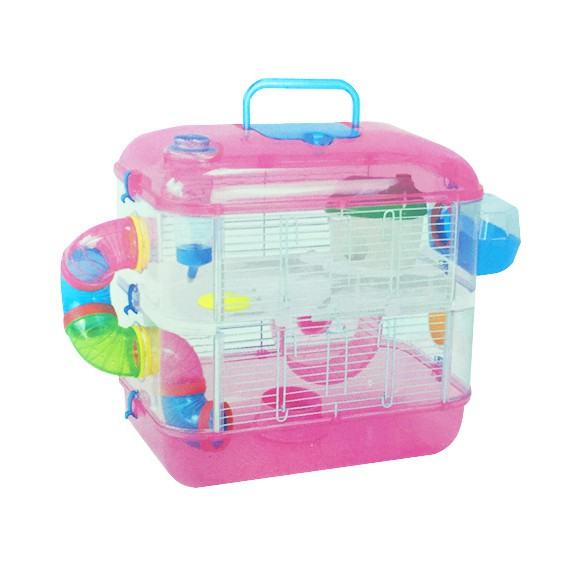 Hamster Cage Pets Home Extra Fun Freedom Small Animal Pets Shopee Malaysia