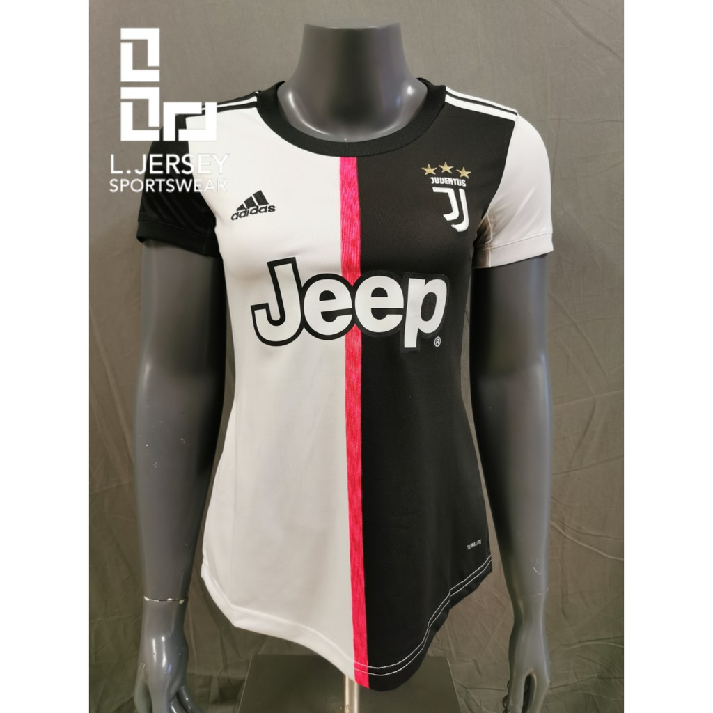 Juventus Women Home Season 19/20 CLIMALITE Fan Jersey