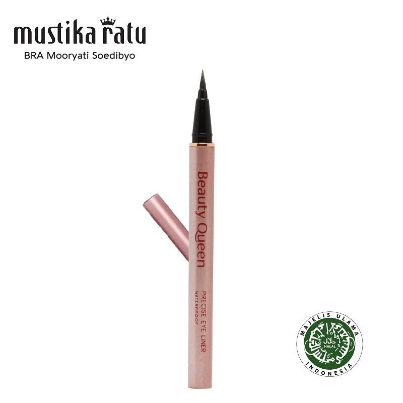 Mustika Ratu Beauty Queen Precise Eye Liner - Black (1.3g)