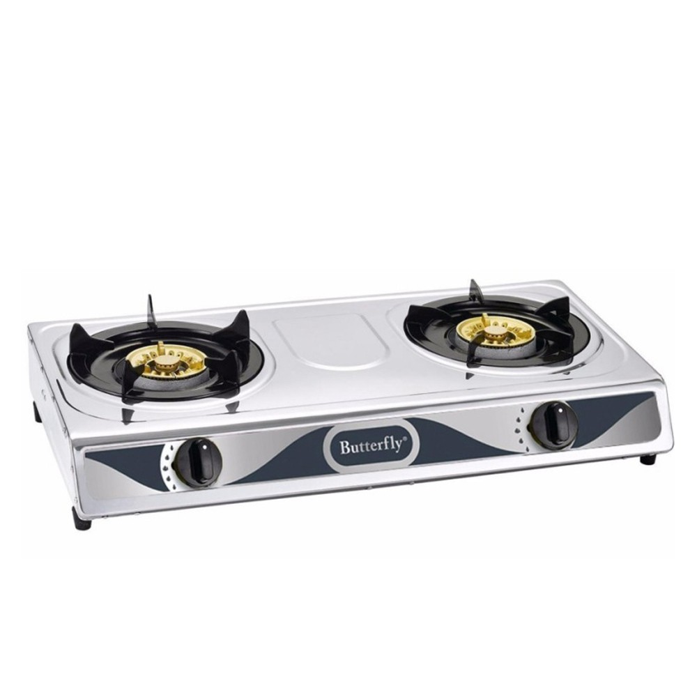 Erfly Table Gl Gas Stove With Auto Ignitor Btg 2l Sho Malaysia