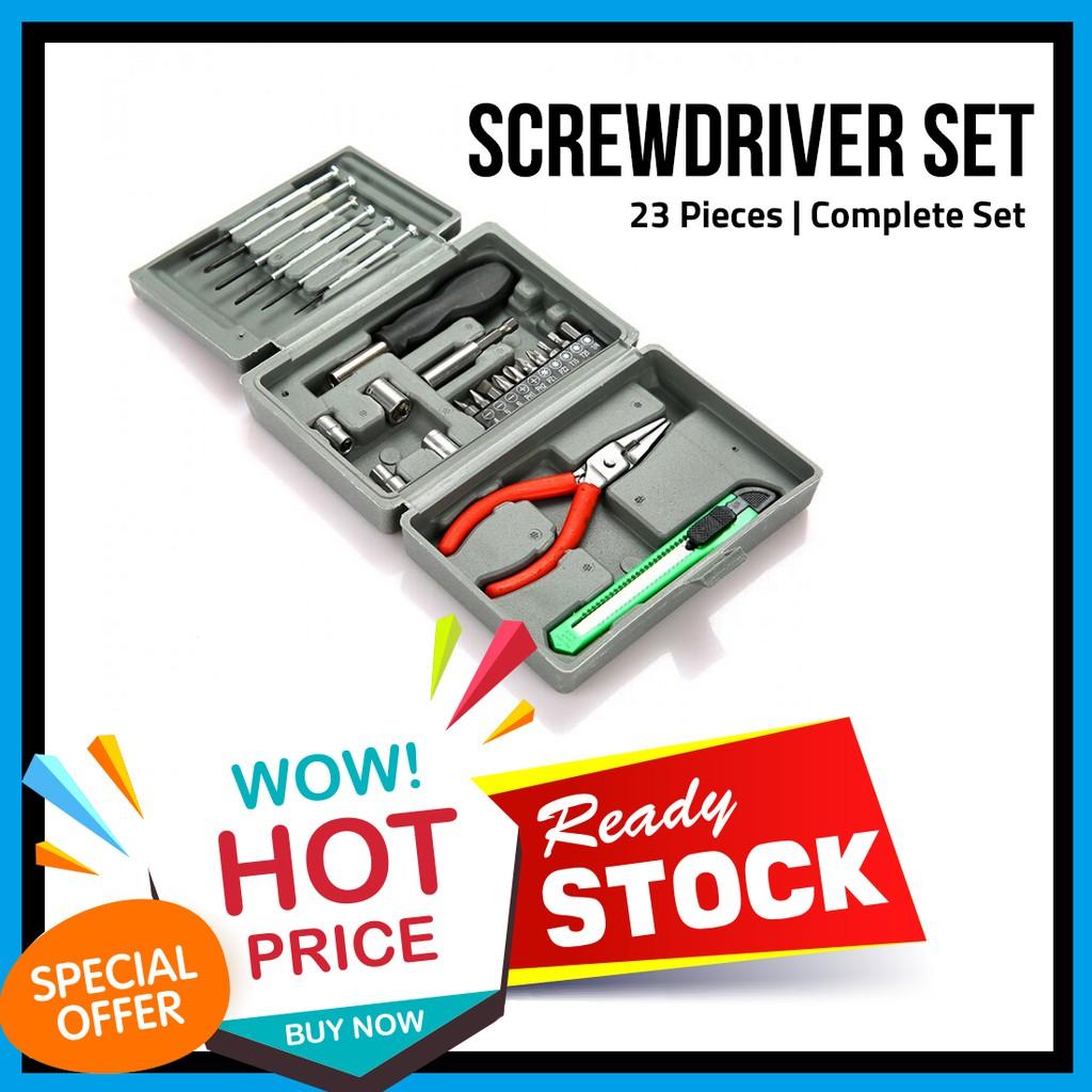 Bosch Go Kit Screw Driver Tool Bit Set 10 Pieces Shopee 8 Pcs 3 10mm Cyl 4 Mata Bor Multi Purpose Malaysia