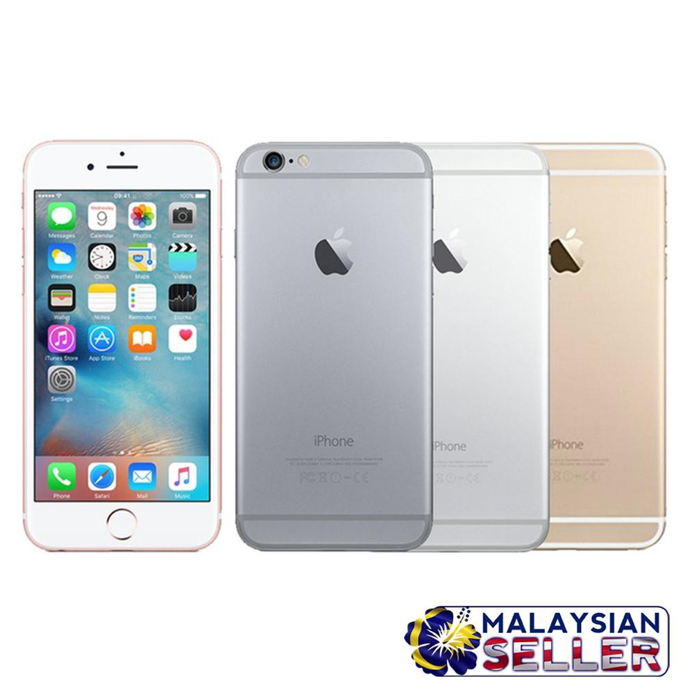 iPhone 6 64GB - Perfect Condition FACTORY UNLOCKED Smartphone