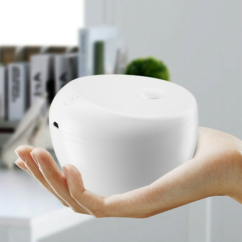 Creative Portable USB Mini Cute Humidifier Air Atomized Diffuses Office Household Desktop Gift