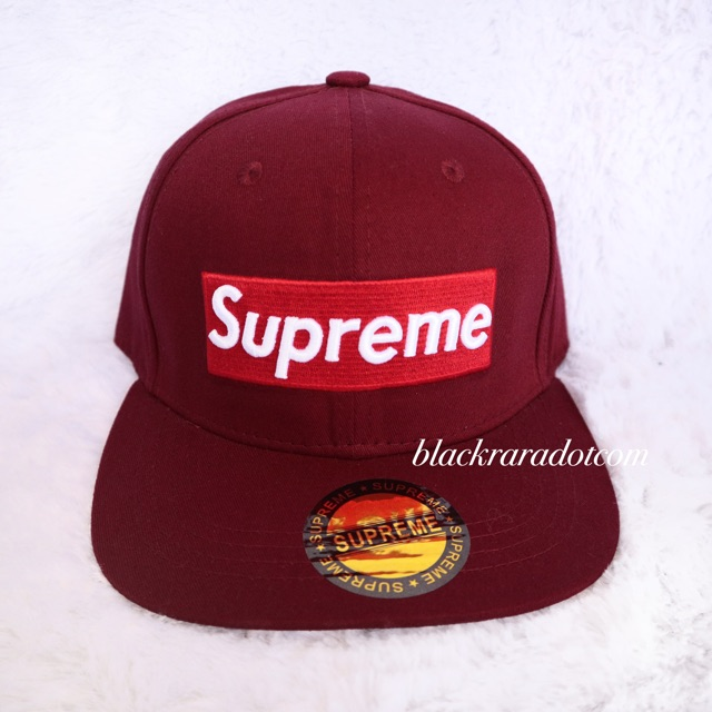 a07ca1bd supreme snapback - Hats & Caps Prices and Promotions - Accessories Feb 2019  | Shopee Malaysia