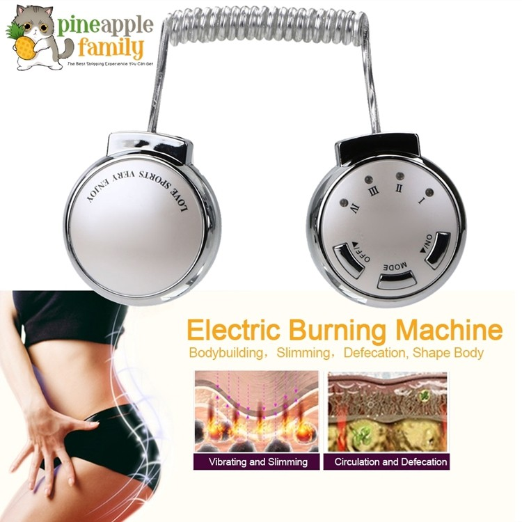Erotic electrical stimulation experience