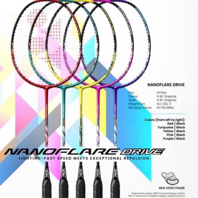 Yonex Nanoflare Drive