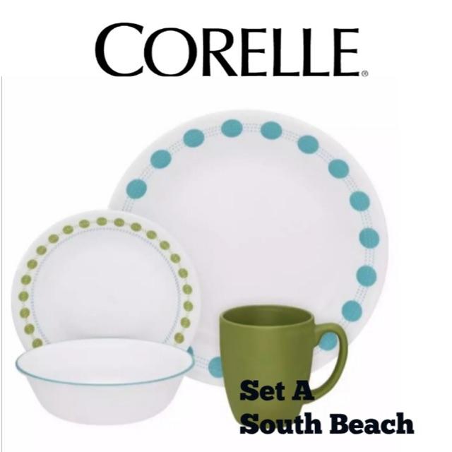 Corelle South Beach Livingware Dinner