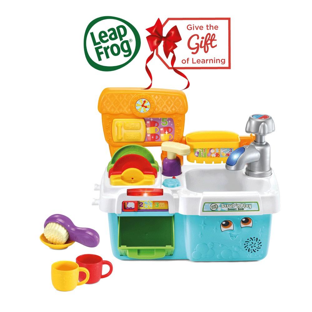 LeapFrog Scrub & Play Smart Sink