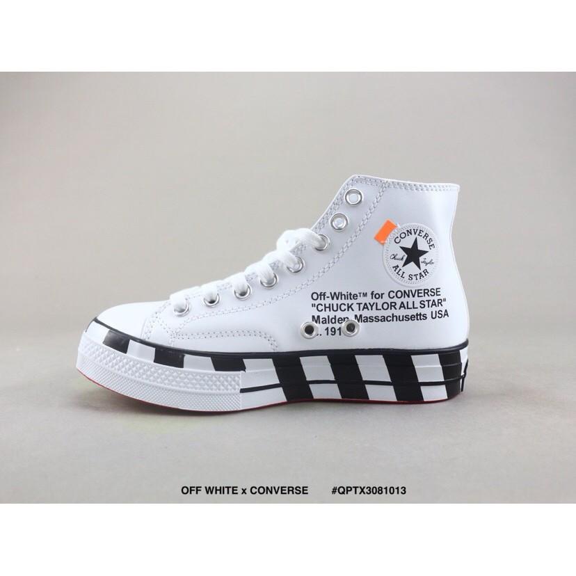496409154899 OFF WHITE x Converse x Virgil Abloh Chuck 70