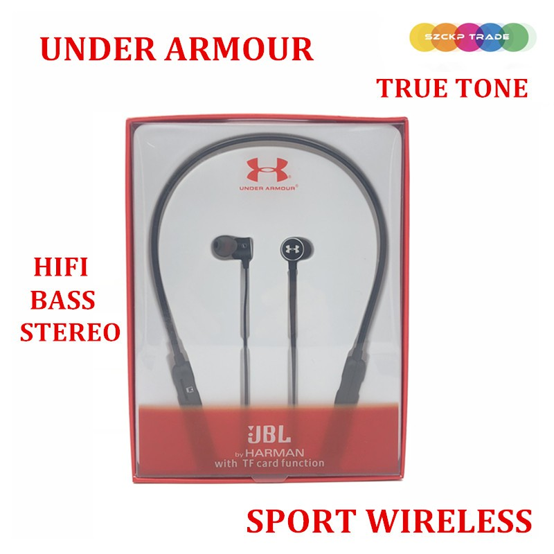JBL Under Armour Sport Wireless Bluetooth In Ear Headphones For Athletes  Gym  e8b0dc7db0
