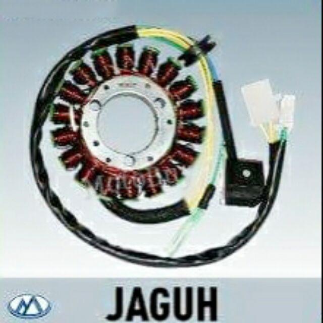 FIELD COIL SET MODENAS JAGUH 175 (HIGH PERFORMANCE)