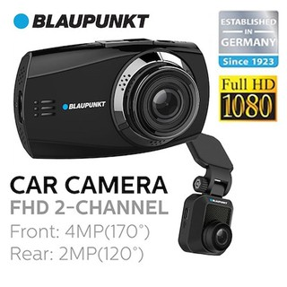 "Blaupunkt bp 2.5 FHD 170 ° Dashcam 2/"" TFT 1080p Full HD G-Sensor foto HDMI de vídeo"