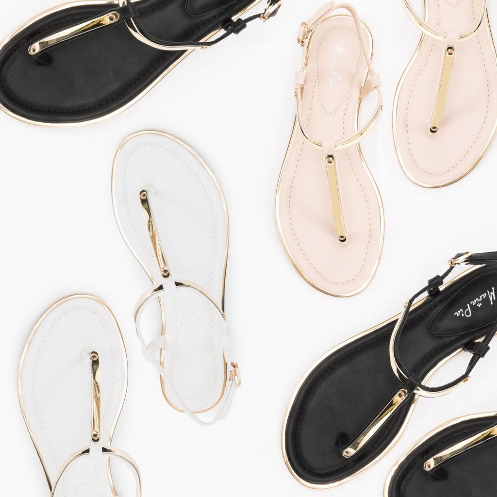 MARIA PIA รองเท้าแตะ AUDREY FLAT SANDALS M56-