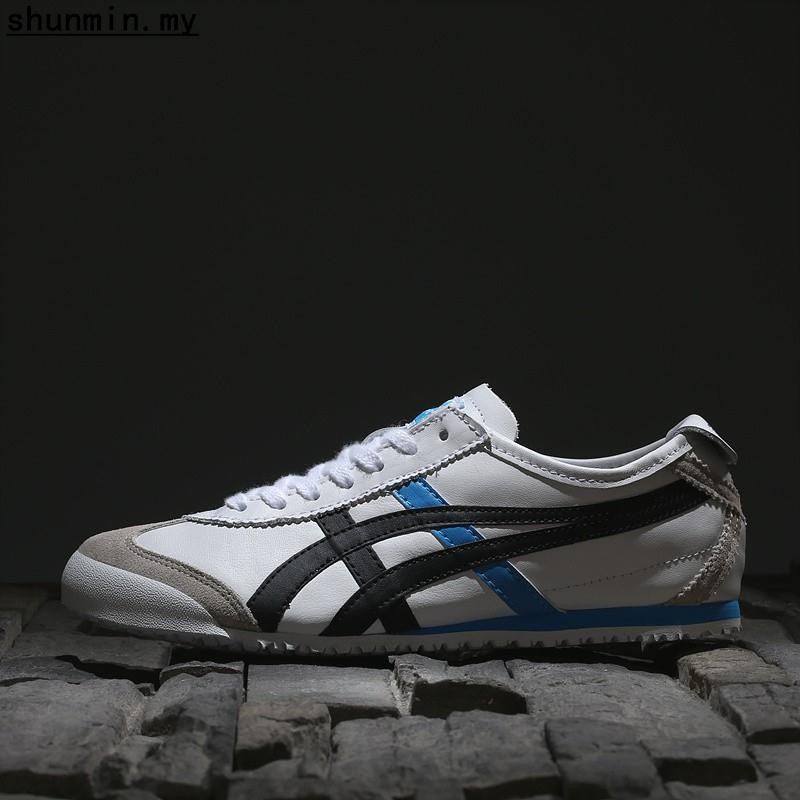 low priced c0765 7daad Asics/Onitsuka Tiger MEXICO 66 THL7C2-0152(Leather) Shoes Men/Women Size  36-44