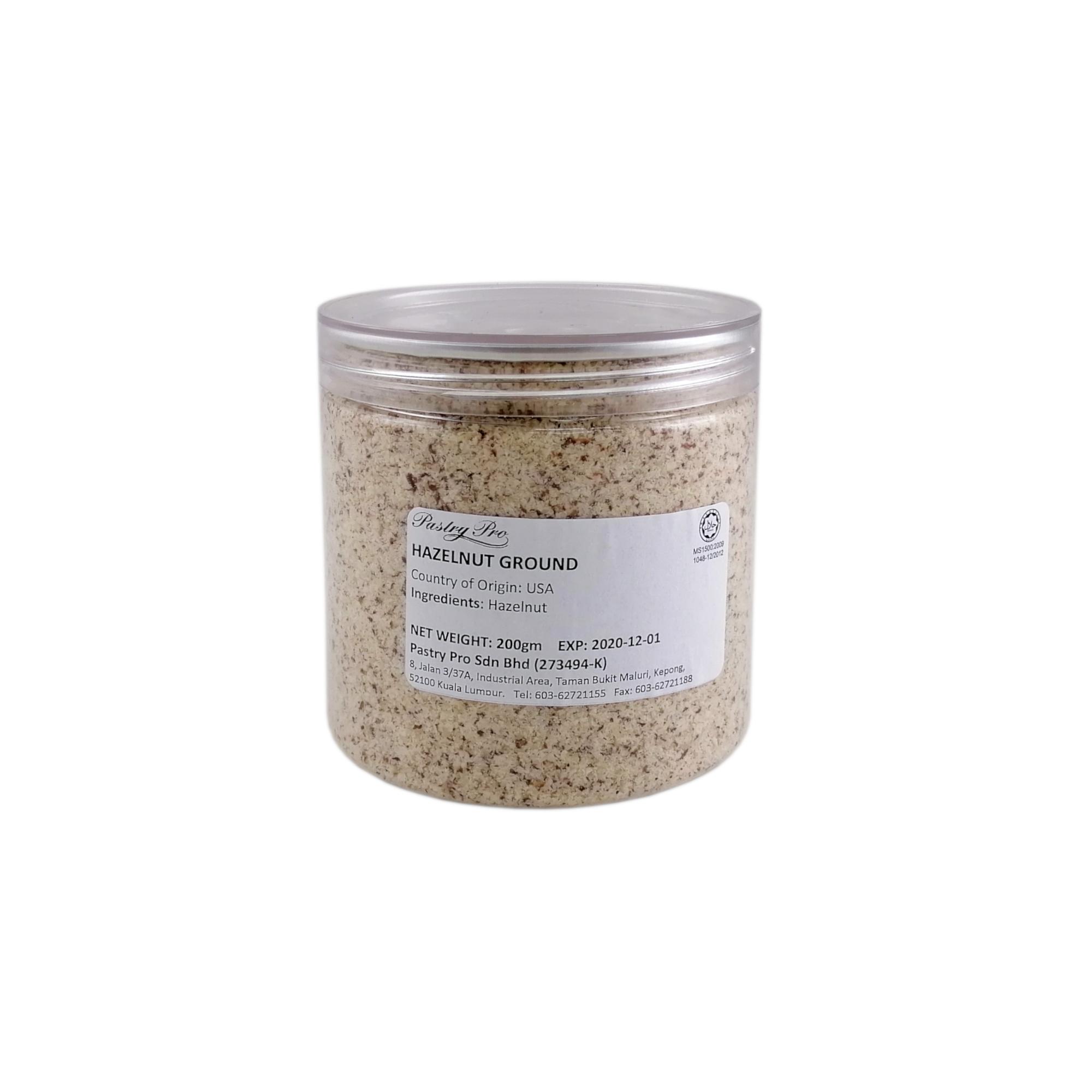 Hazelnut Ground, Halal, From Turkey, 200 g