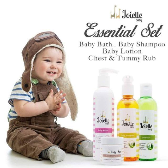 JOIELLE BABY Essential Set