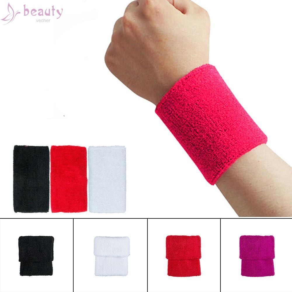 Details about  /Sportsm Tennis Band Sweatband Wristbands Unisex Women/'s Badminton Practical