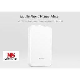 Original Xiaomi XPRINT Wireless Mobile Phone Printer Polaroid Printing AR Photos